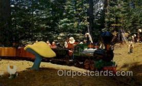 hol002592 - Santa Claus Christmas Postcard Postcards