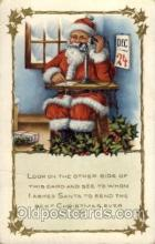 hol002603 - Santa Claus, Christmas, Xmas, Postcard Postcards