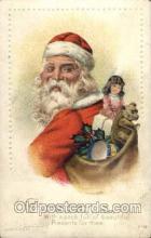 hol002604 - Santa Claus, Christmas, Xmas, Postcard Postcards