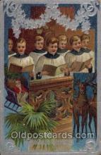 hol002620 - Santa Claus, Christmas, Xmas, Postcard Postcards
