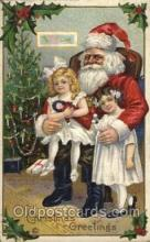 hol002639 - Santa Claus, Christmas, Xmas, Postcard Postcards