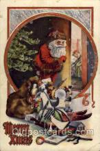 hol002649 - Santa Claus, Christmas, Xmas, Postcard Postcards
