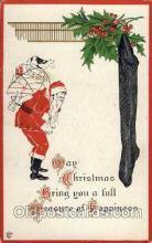 hol002676 - Santa Claus, Christmas, Xmas, Postcard Postcards