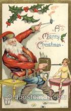 hol002707 - Santa Claus, Christmas, Xmas, Postcard Postcards