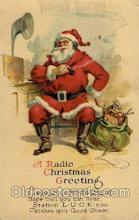 hol002709 - Santa Claus, Christmas, Xmas, Postcard Postcards