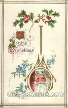 hol002713 - Santa Claus, Christmas, Xmas, Postcard Postcards
