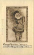 hol002860 - Santa Claus Holiday Christmas Post Cards Postcard