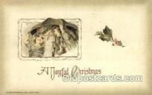 hol003233 - Publisher John Winsch Artist Schmucker, Christmas, Santa Claus Postcard Post card