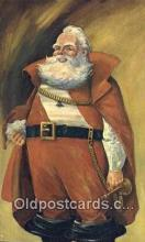 hol003617 - Santa Claus Land, Indiana, USA Santa Claus Postcard, Chirstmas Post Card Old Vintage Antique Carte, Postal Postal