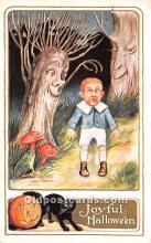 hol004515 - Halloween Postcard Post Card