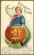 hol007030 - Halloween Postcard Postcards