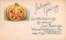 hol013013 - Halloween Vintage Post Cards