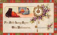 hol013033 - Halloween Vintage Post Cards