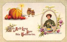 hol013035 - Halloween Vintage Post Cards