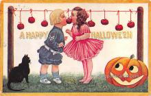 hol013053 - Halloween Vintage Post Cards