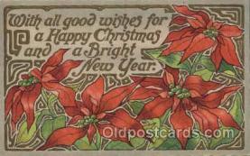 hol015025 - Christmas Postcards Post Card