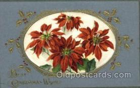 hol015026 - Christmas Postcards Post Card