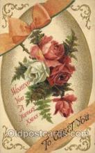 hol015050 - Christmas Postcards Post Card