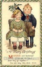 hol015053 - Christmas Postcards Post Card
