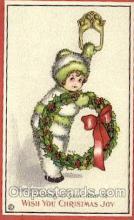 hol015062 - Christmas Postcards Post Card