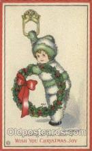 hol015066 - Christmas Postcards Post Card