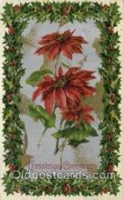 hol015071 - Christmas Postcards Post Card