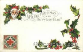 hol015100 - Christmas Postcards Post Card