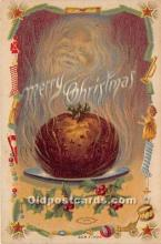 hol016212 - Santa Claus Postcard Old Vintage Christmas Post Card