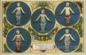 hol020022 - A. Della Robbia Postcard Post Cards