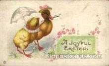hol030002 - Chicken, Easter Greetings Postcard Postcards