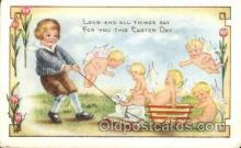 hol030057 - Easter Greetings Postcard Postcards