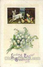 hol030074 - Artist Ellen Clapsaddle, Happy Easter Postcard Post Cards