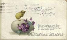 hol030110 - Artist Ellen Clapsaddle, Happy Easter Postcard Post Cards