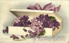 hol030114 - Artist Ellen Clapsaddle, Happy Easter Postcard Post Cards