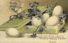 hol030119 - Artist Ellen Clapsaddle, Happy Easter Postcard Post Cards