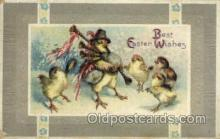 hol030126 - Artist Ellen Clapsaddle, Happy Easter Postcard Post Cards