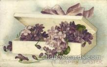 hol030143 - Artist Ellen Clapsaddle, Happy Easter Postcard Post Cards