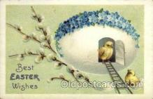 hol030157 - Artist Ellen Clapsaddle, Happy Easter Postcard Post Cards
