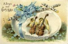 hol030164 - Artist Ellen Clapsaddle, Happy Easter Postcard Post Cards