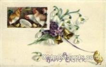 hol030173 - Artist Ellen Clapsaddle, Happy Easter Postcard Post Cards