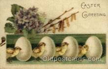 hol030181 - Artist Ellen Clapsaddle, Happy Easter Postcard Post Cards