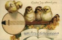 hol030186 - Artist Ellen Clapsaddle, Happy Easter Postcard Post Cards
