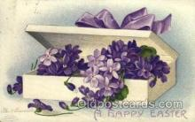 hol030199 - Artist Ellen Clapsaddle, Happy Easter Postcard Post Cards