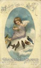 hol030214 - Artist Ellen Clapsaddle, Happy Easter Postcard Post Cards