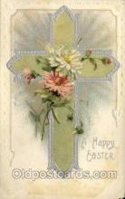 hol030233 - Artist Ellen Clapsaddle, Happy Easter Postcard Post Cards