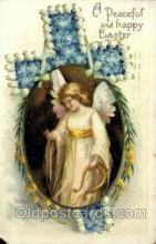 hol030235 - Artist Ellen Clapsaddle, Happy Easter Postcard Post Cards