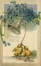 hol030238 - Artist Ellen Clapsaddle, Happy Easter Postcard Post Cards