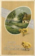 hol030252 - Artist Ellen Clapsaddle, Happy Easter Postcard Post Cards
