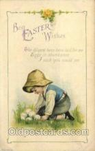 hol030254 - Artist Ellen Clapsaddle, Happy Easter Postcard Post Cards