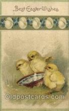 hol030255 - Artist Ellen Clapsaddle, Happy Easter Postcard Post Cards